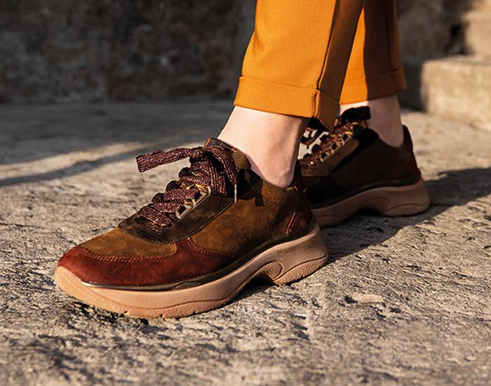 Modische Schuhe